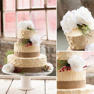 Lydia Wedding Cake