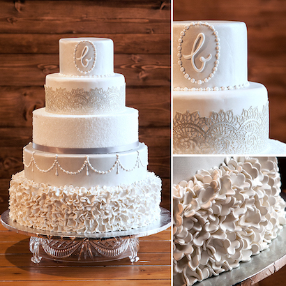 MaeBelle Wedding Cake