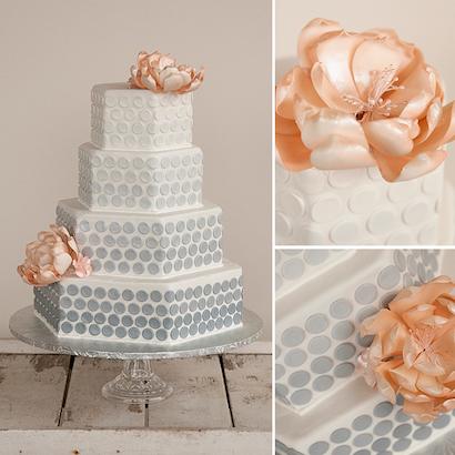 Megan Wedding Cake