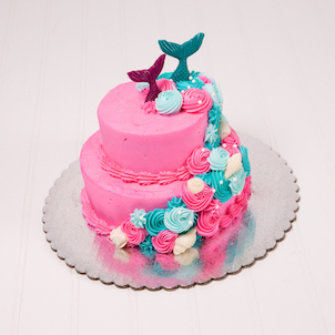 Decorating Class: Mermaid Sweet Stack- Aug 8th
