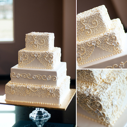 Moira Wedding Cake