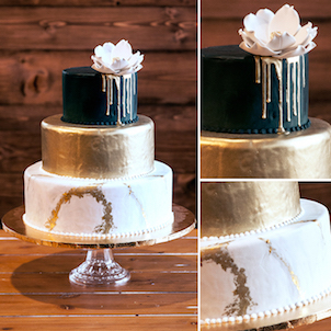 Nova Wedding Cake