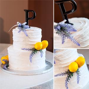 Parker Wedding Cake