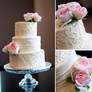Patrick Wedding Cake
