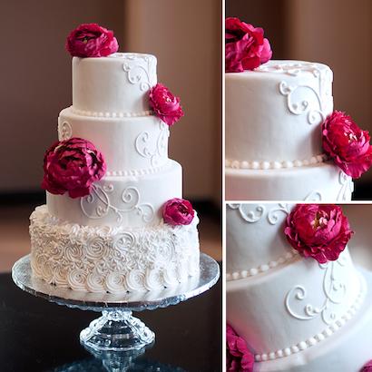 Roselynn Wedding Cake