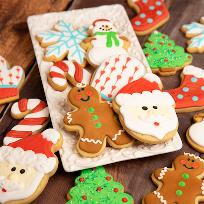 Royal Icing Christmas Cookie Decorating- Dec. 19th