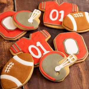 """Go, Bucks!"" Cookie Decorating- Nov. 20th"