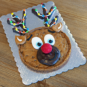 Rudolph Cookie Cake- Nov. 30th