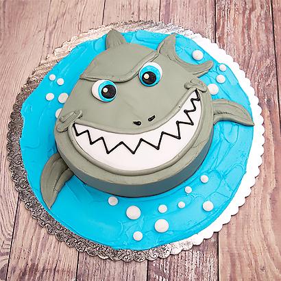 Decorating Class- Shark Cake- Aug 22nd