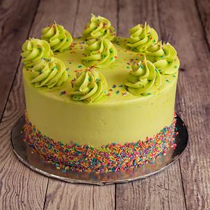 Green Shimmer Celebration