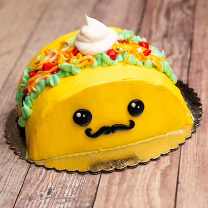 Decorating Class: Taco Cake- Aug. 24th, 2:00 p.m.
