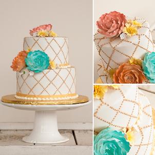 Tatum Wedding Cake