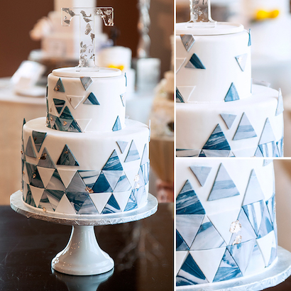 Tristan Wedding Cake
