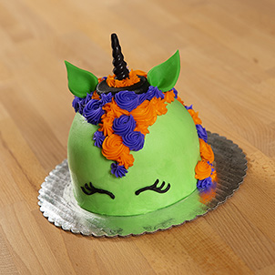 Decorating Class: Unicorn Witch- Oct 24th