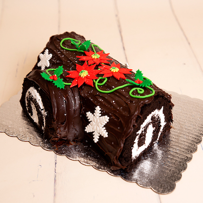 Yule Log- Whole