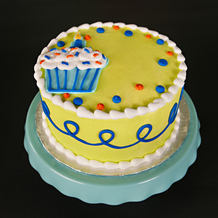 Cupcake Curls 2