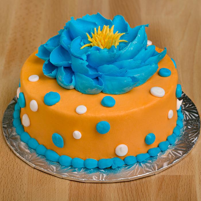 Blooming Cake 8