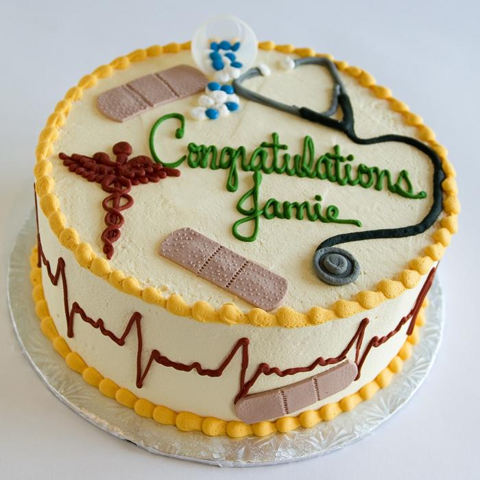 Cake! Stat!