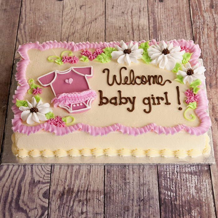 baby shower sheet cake ideas girl images pictures becuo